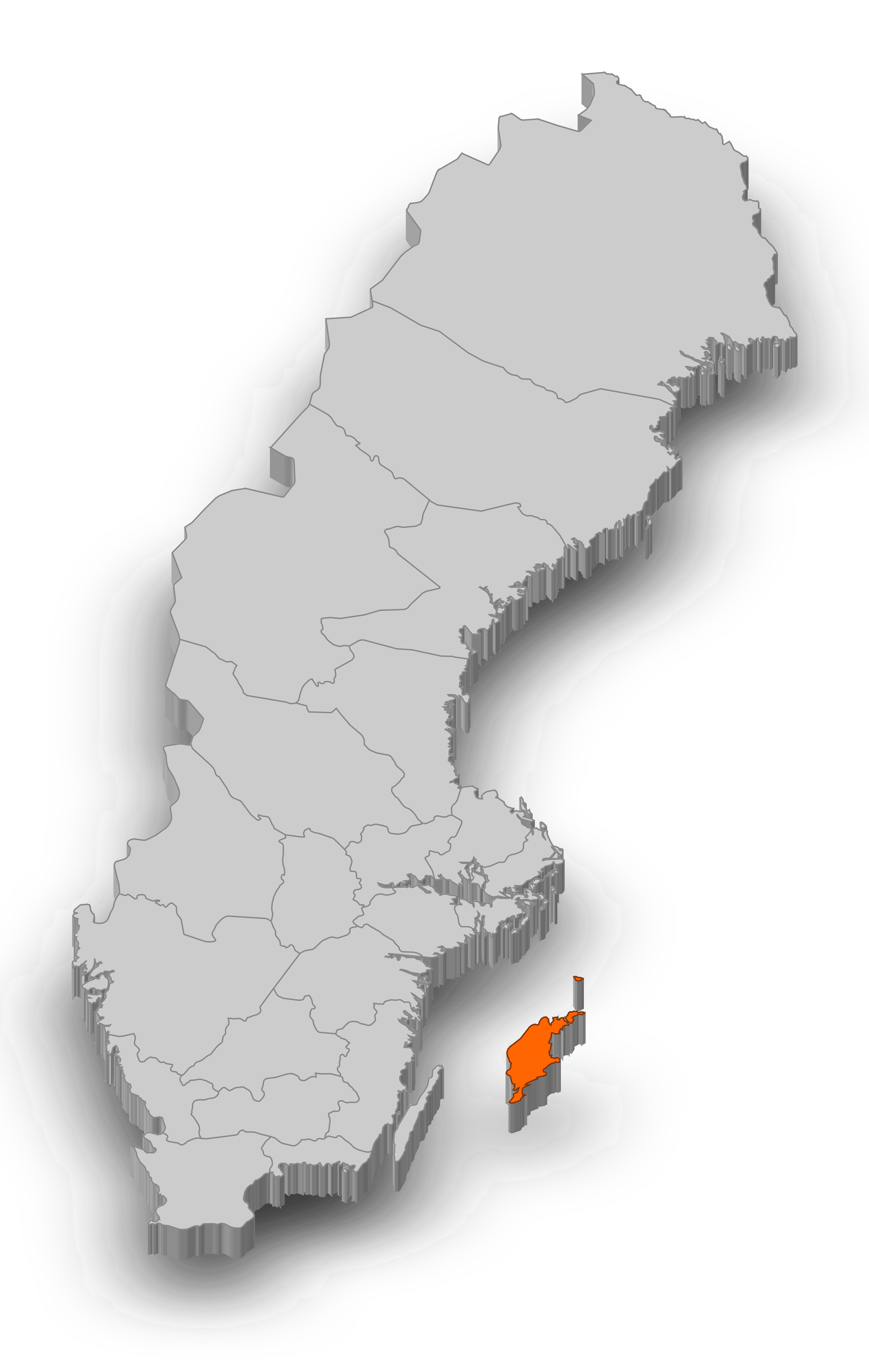 bra karta över gotland Resa till Gotland   Almedalsveckan bra karta över gotland